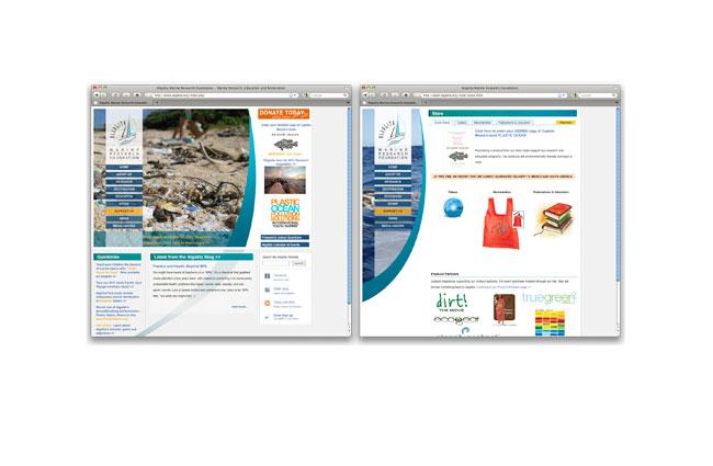 Algalita Marine Foundation Website