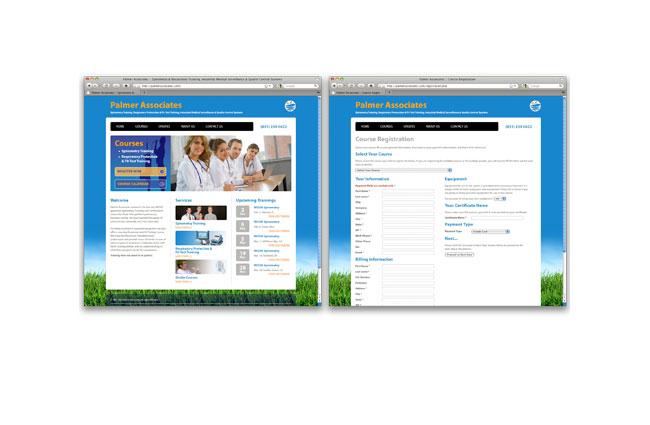 Palmer Associates Website